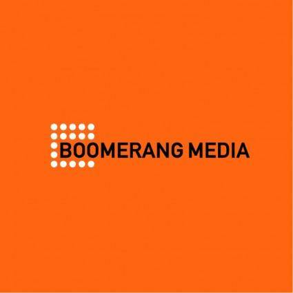 free vector Boomerang media 0