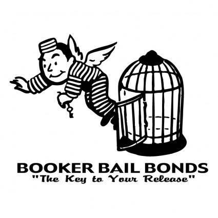 free vector Booker bail bonds