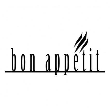 free vector Bon appetit group 0