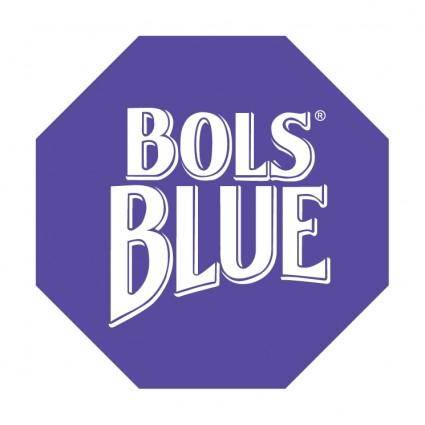 free vector Bols blue