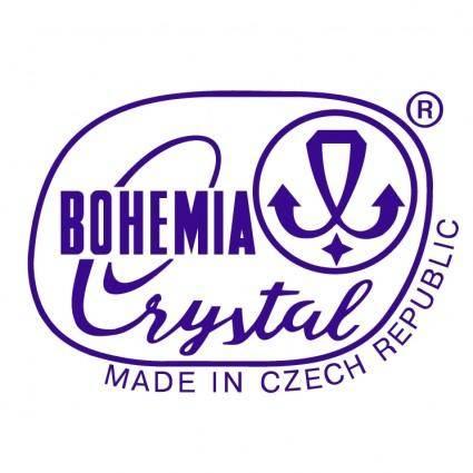 free vector Bohemia crystal