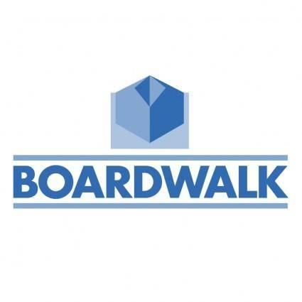 free vector Boardwalk 0