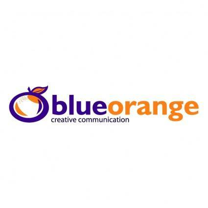 free vector Blueorange