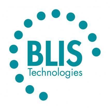 free vector Blis technologies 0