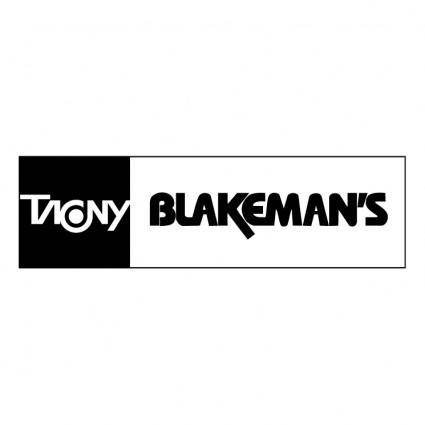 free vector Blakemans