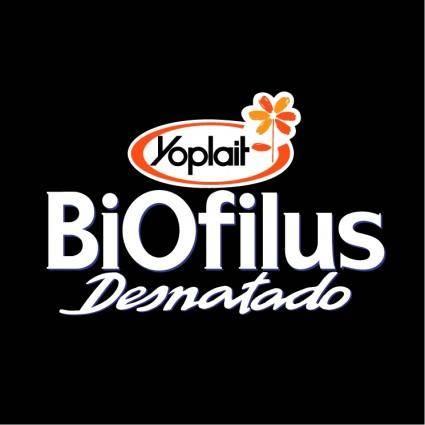 free vector Biofilus desnatado