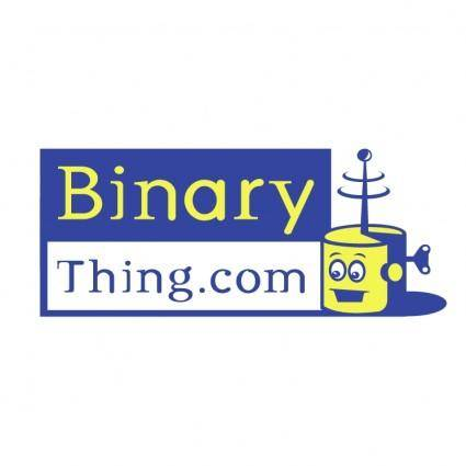 Binarythingcom
