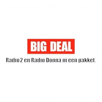 free vector Big deal 0