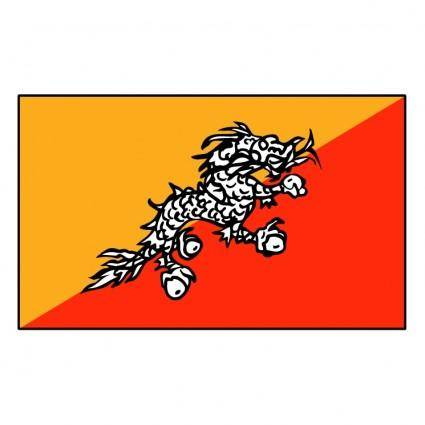 free vector Bhutan