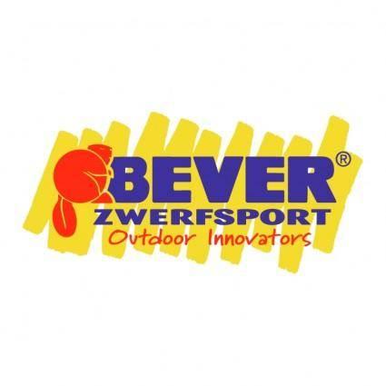 free vector Bever zwerfsport