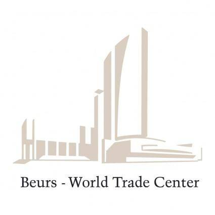 free vector Beurs world trade center