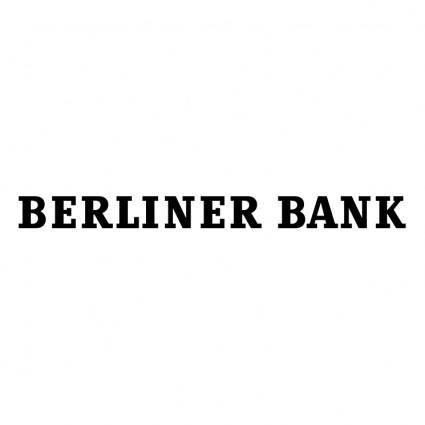 Berliner bank