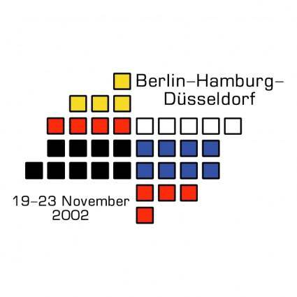 Berlin hamburg dusseldorf expo