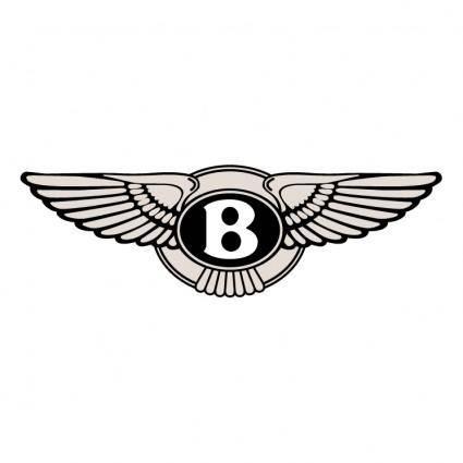 free vector Bentley motors 1