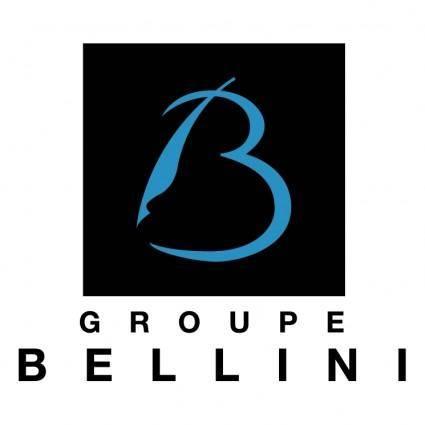free vector Bellini groupe