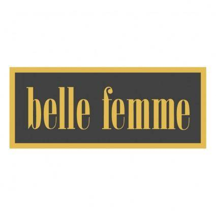 free vector Belle femme