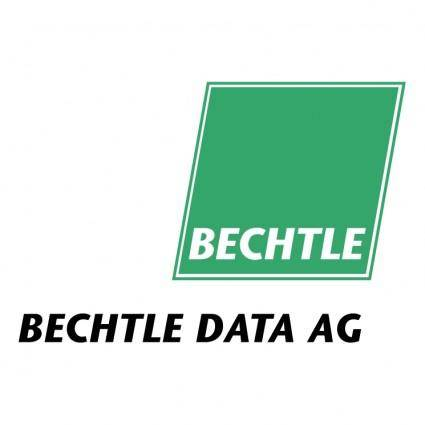 free vector Bechtle data