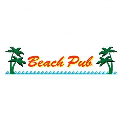 Beach pub