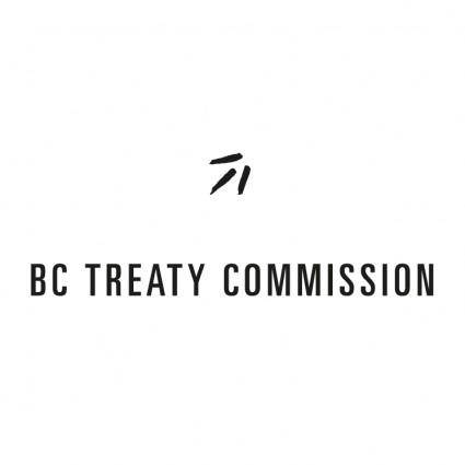 free vector Bc treaty commission