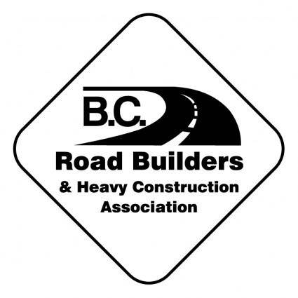 free vector Bc road builders heavy construction association