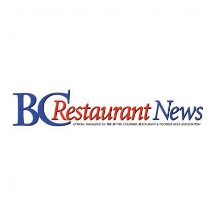 Bc restaurant news