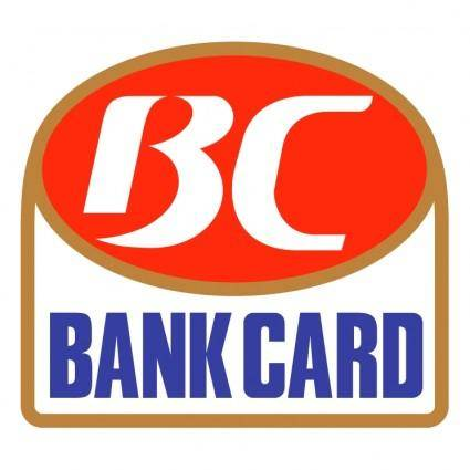 free vector Bc card