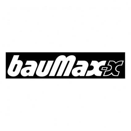 Baumax x 0