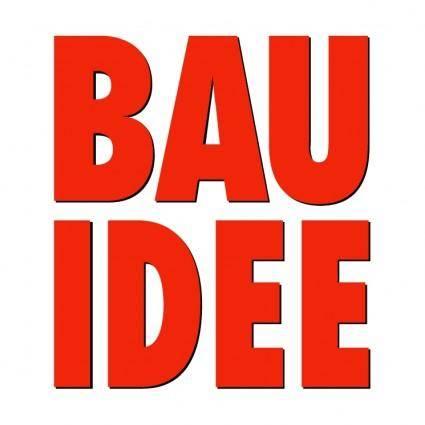 Bauidee