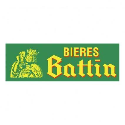 free vector Battin bieres
