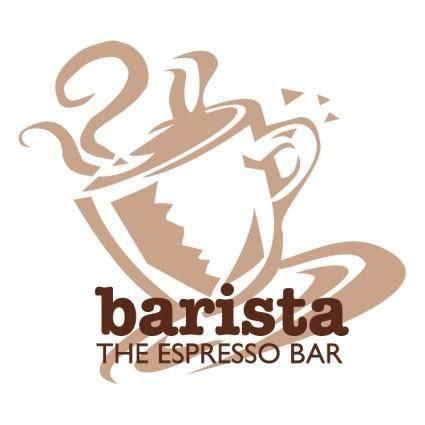 free vector Barista