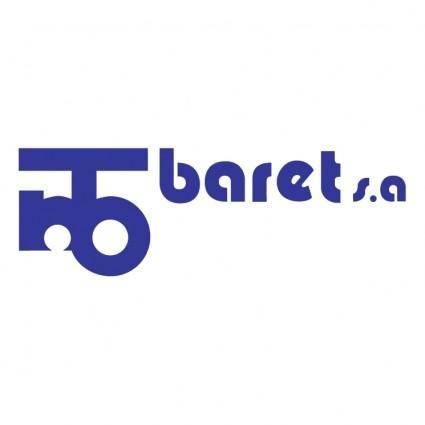 free vector Baret