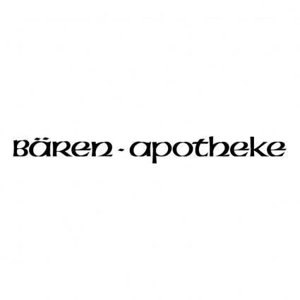 Baren apotheke