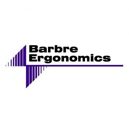 free vector Barbre ergonomics