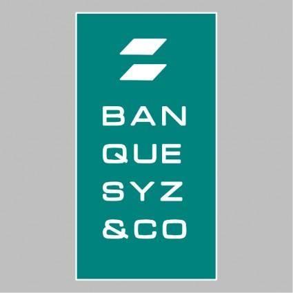 free vector Banque syz co