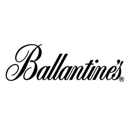 free vector Ballantines 2