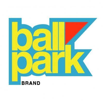 free vector Ball park