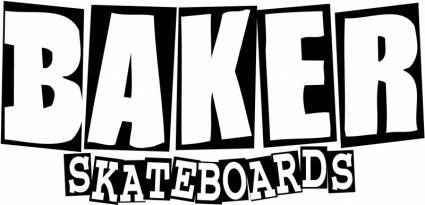 free vector Baker skateboards