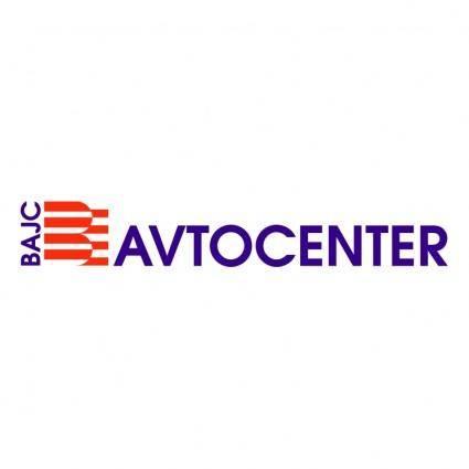 free vector Bajc avtocenter