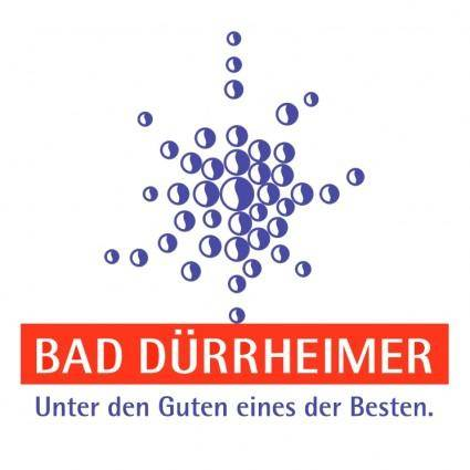 free vector Bad duerrheimer