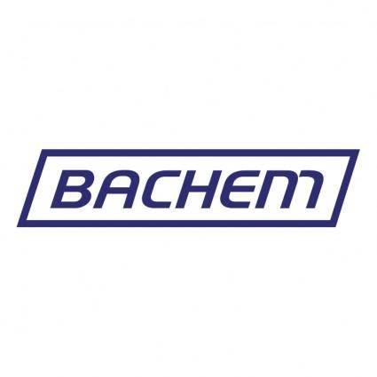 free vector Bachem