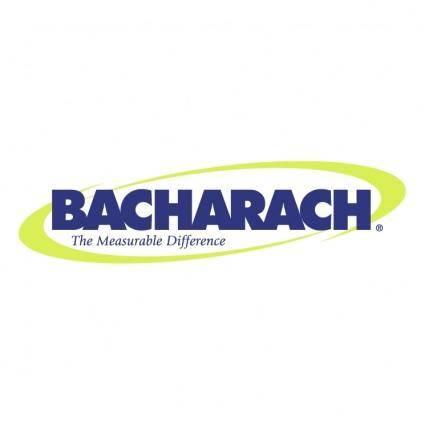 free vector Bacharach