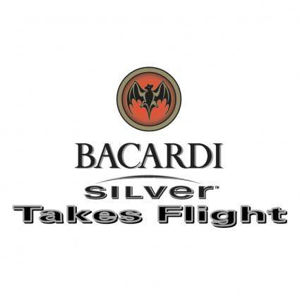 free vector Bacardi silver