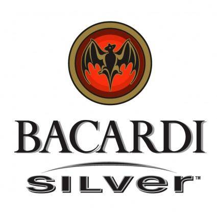 free vector Bacardi silver 0