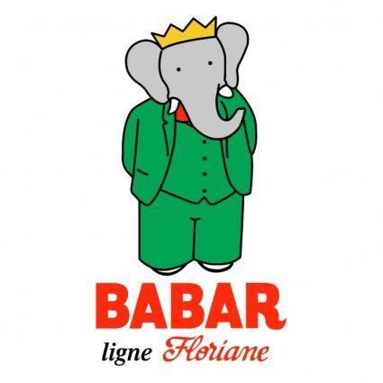 free vector Babar
