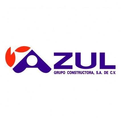 Azul grupo constructor