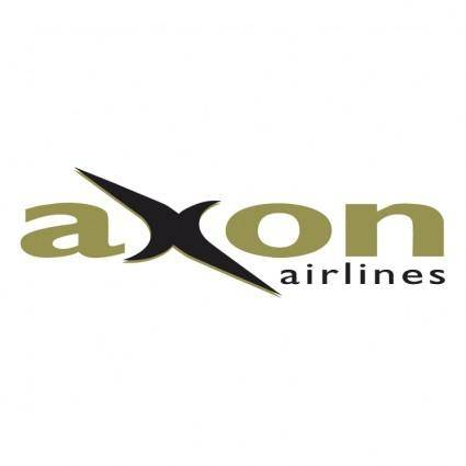 free vector Axon airlines