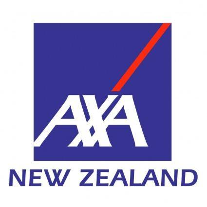 free vector Axa new zealand