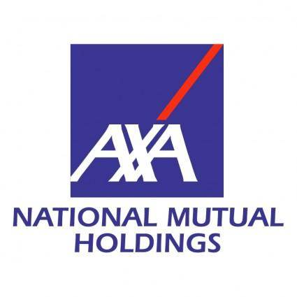 Axa national mutual holdings