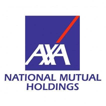 free vector Axa national mutual holdings