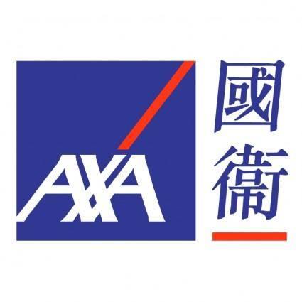 free vector Axa china